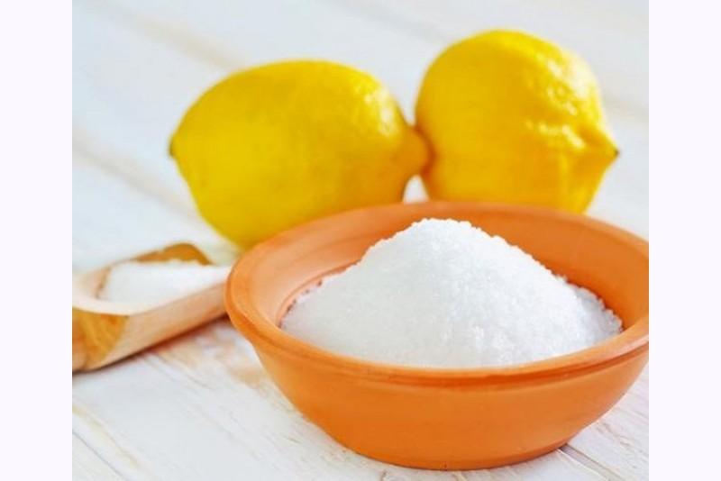 Citronskābe (E330)