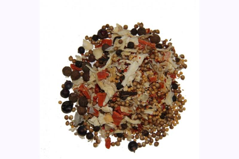 Garšvielu maisījums  Zivju marinādei