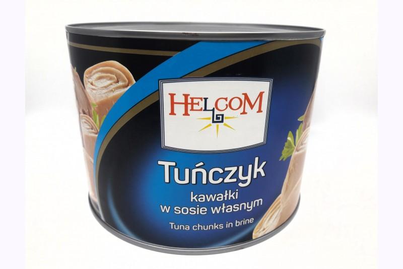 Tuncis savā sulā Helcom 1.705kg