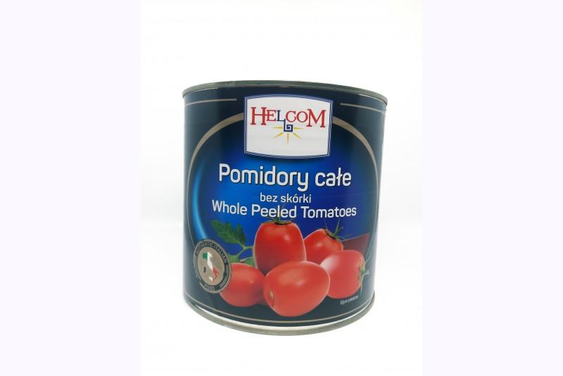 Veseli tomāti mizoti s/s Helcom 2650ml